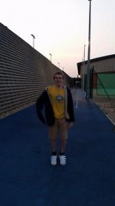 Matt SSP running